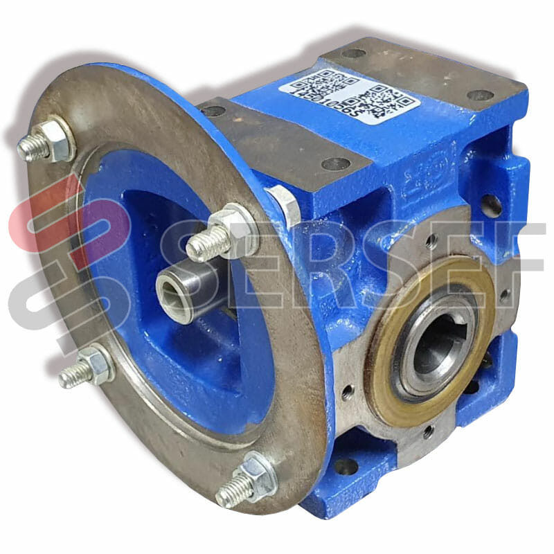 REDUCTOR MRV 40 UO3A 71B4B5/43.8 I=1:32 PAM=160/14 FORO=24 MM. MARCA ROSSI