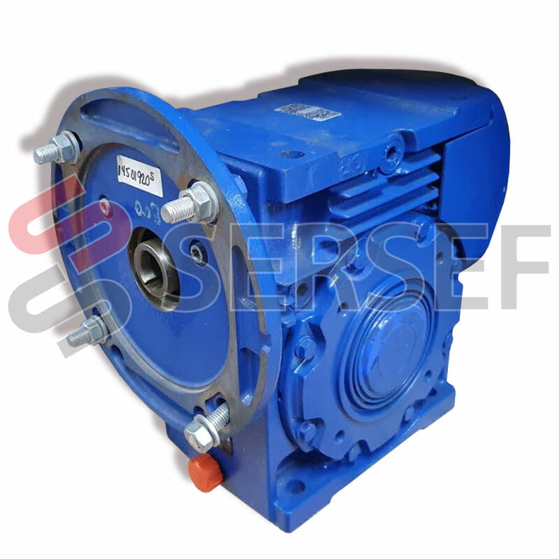 REDUCTOR MRV100 UO2A 100L4 B5/43.8 I=1:32 PAM=250/28 FORO=48 MM. B3 MARCA ROSSI