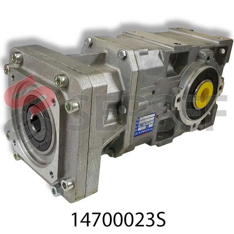 REDUCTOR A102 UH25 I=1:10.6 SK 95B BRIDA ESPECIAL MARCA BONFIGLIOLI