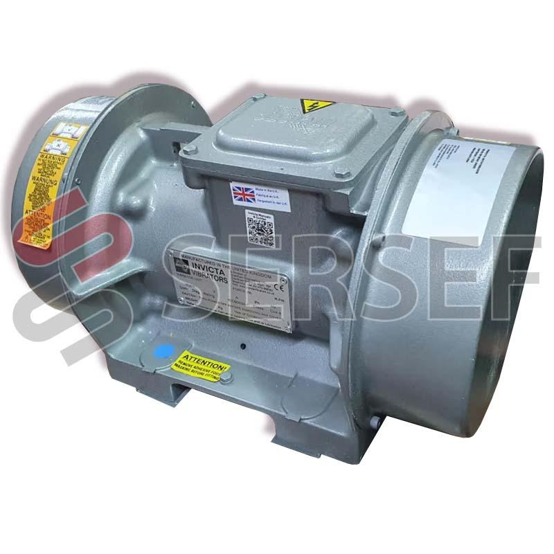 MOTOVIBRADOR BL/24-7.5/4/01/60 500W 230-460V 60HZ 1728 RPM MARCA INVICTA (HASTA