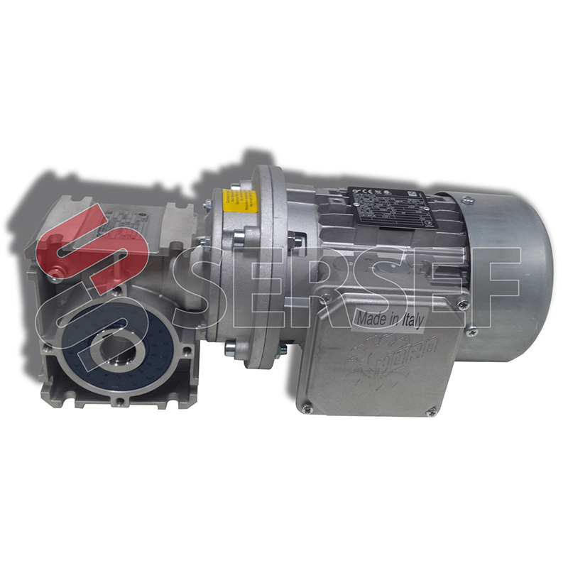 MOTOREDUCTOR CORONA SINFIN SK1SI50-IEC71-71L/4 CUS I=1:15 FS 3.5 MARCA NORD