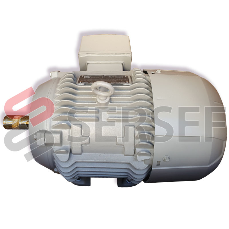 MOTOR ARMAZON 213T HP=7.5 4P RPM=1750 V=208-230/460 60HZ GP100 MARCA SIEMENS