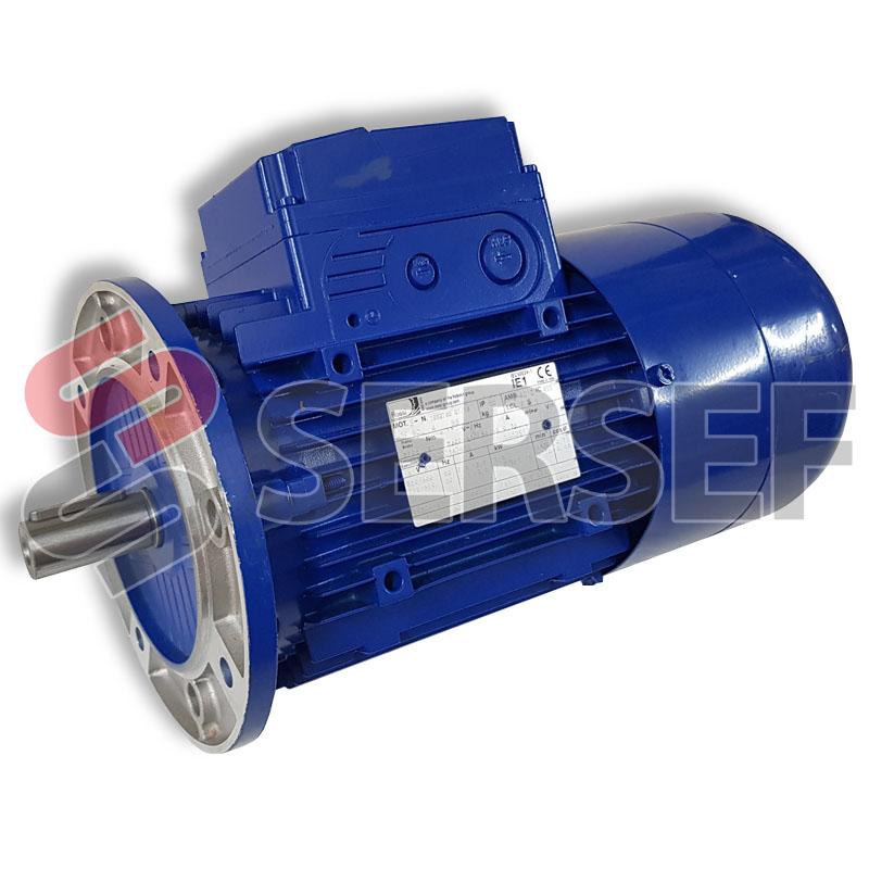 MOTOR AUTOFRENANTE HBF90L 4P 1.5KW 230/400-50HZ IMB5 MARCA ROSSI
