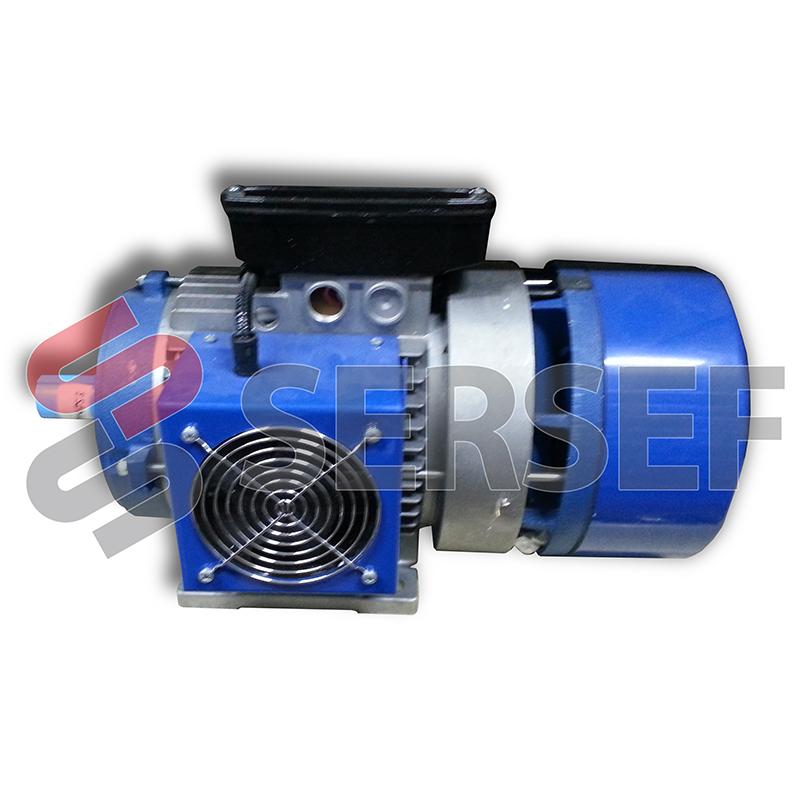 MOTOR AUTOFRENANTE BASV112MB4/B3 KW=4.0/4.8 V=220/440 HZ=50/60 MARCA MGM