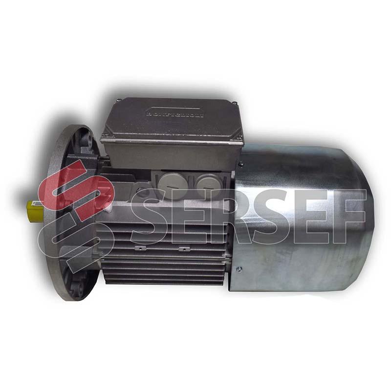 MOTOR BN100LA4 B5 FD V=230/440 RPM=1410 KW=2.2/2.5 HZ=50 C/FRENO 380 V MCA .BONFIGLIOLI