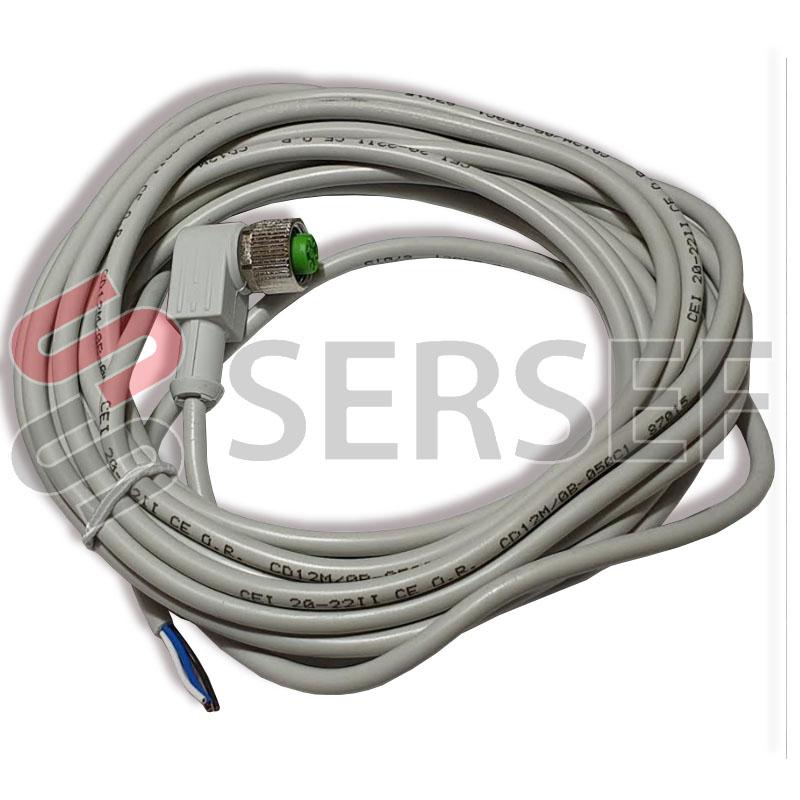 CONECTOR MODELO CD12M/0B-020C1 MARCA DIELL