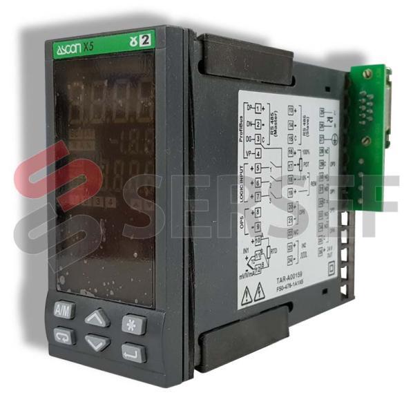 CONTROLADOR MODELO X5-3170-0000 MARCA ASCON