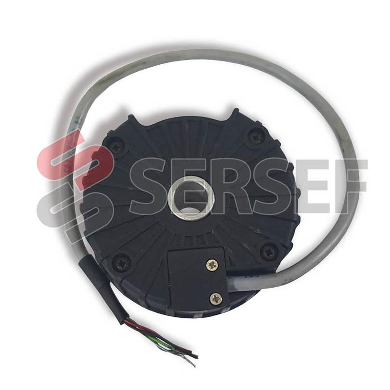 ENCODER EH 80 P1024 S8/24 L 10X3 PR     MARCA ELTRA