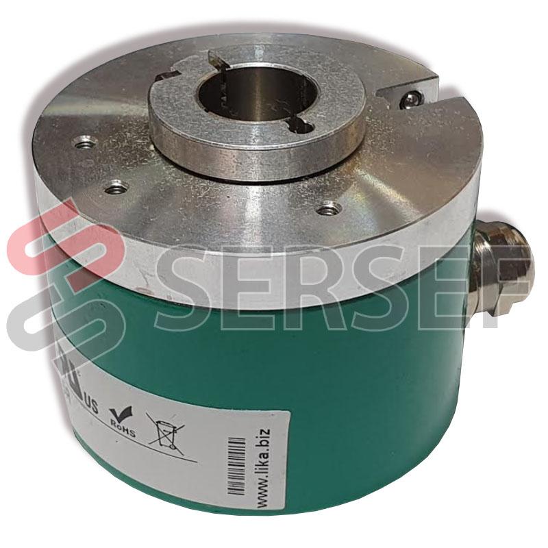 ENCODER CK58-L-1024ZCU115R S/N 124004804 MARCA LIKA