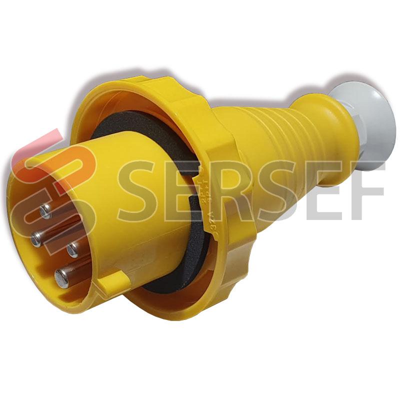 SPINA VOLANTE  MARCA SHYLLER  MODELO 4H3244SVW IP63 3X32T
