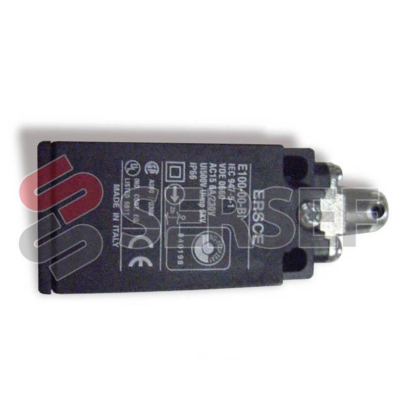 SWITCH E10000BI 6A/230V 10A/400V 4KV/2  MARCA BREMAS ERSCE