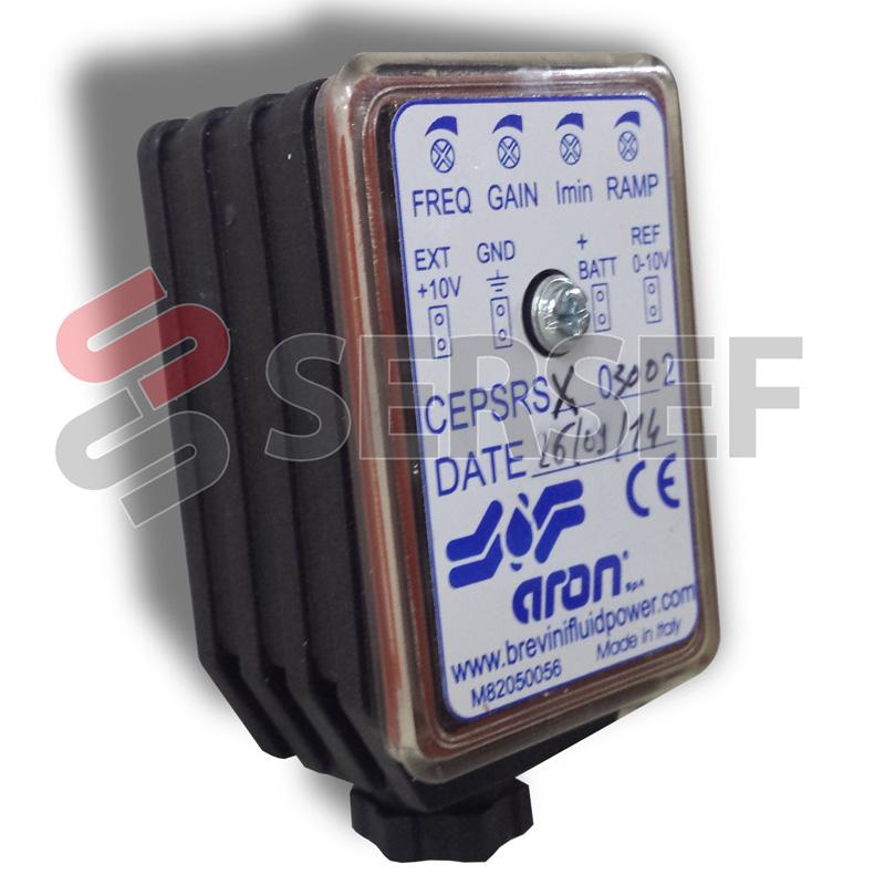 AMPLIFICADOR ELECTRONICO M82050012 CEPSRSX003 MARCA ARON