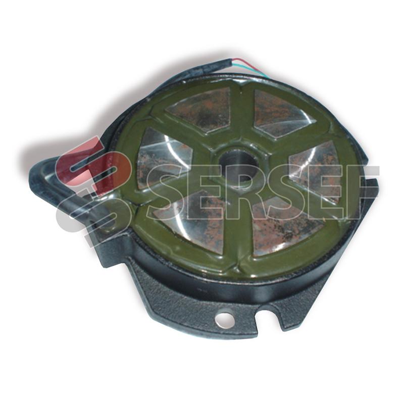 ELECTROMAGNETO PARA MOTOR MARCA COEL TAMAÑO 100 TIPO F100LB4 255/440 V 60 HZ