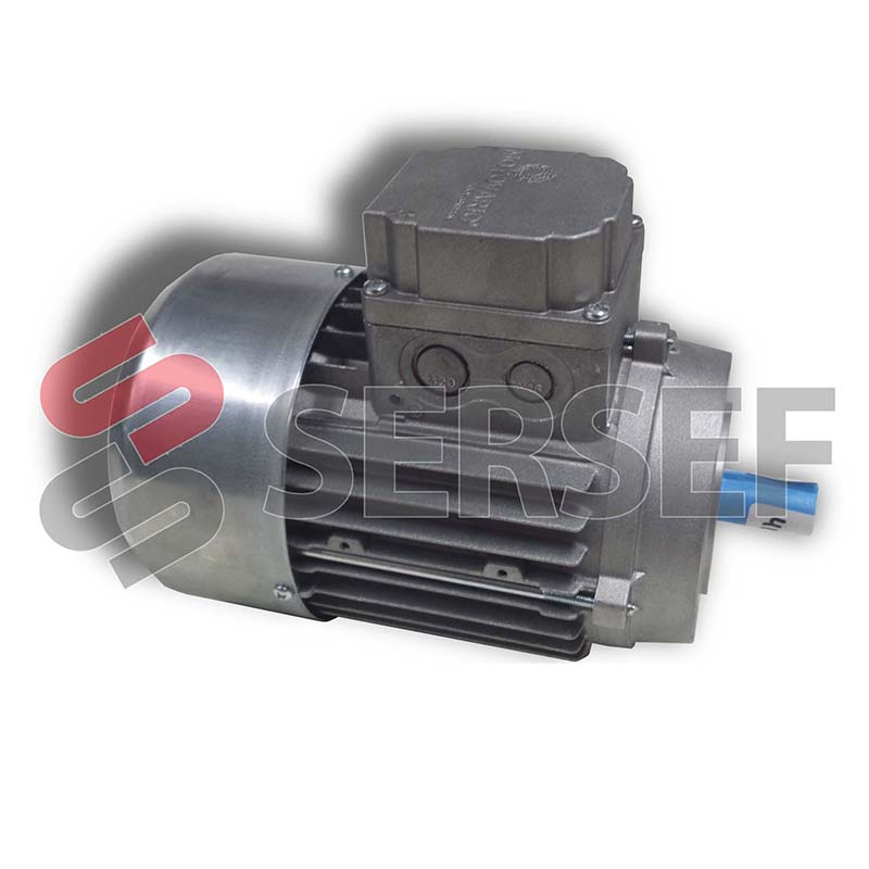 MOTOR TS71C4/B14 KW=0.55/0.65 230/460V 50/60HZ RPM=1370/1670 IE1 MARCA MOTOVARIO