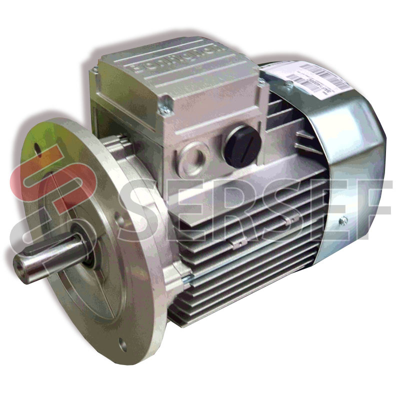 MOTOR BX 90S4B5 KW=1.1/1.3 230/400-265/ 460 50/60HZ IE3 1430/1740RPM MARCA BONFIGLIOLI