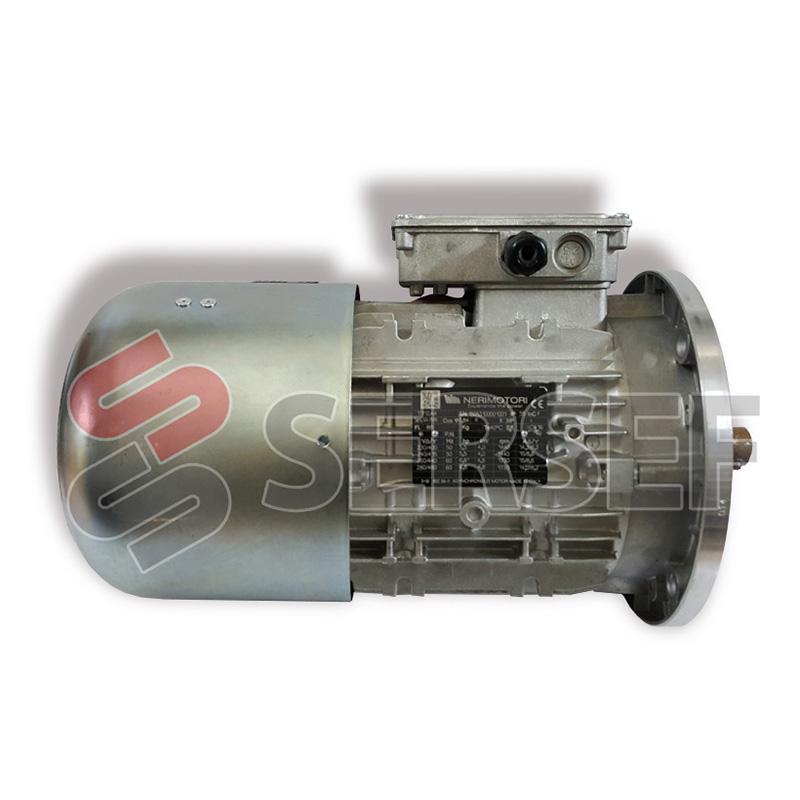 MOTOR T112A4 KW=4/4.8 IMB5 VENT. FORZADA SK162AP ENCODER EH80P 230-400/480V MARCA NERI