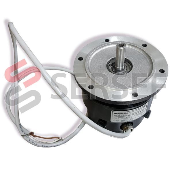 TACOGENERADOR TIPO FR 11/6 CB 60V-5000  RPM DIAM. DE FLECHA 11 MM MARCA MAGNETIC