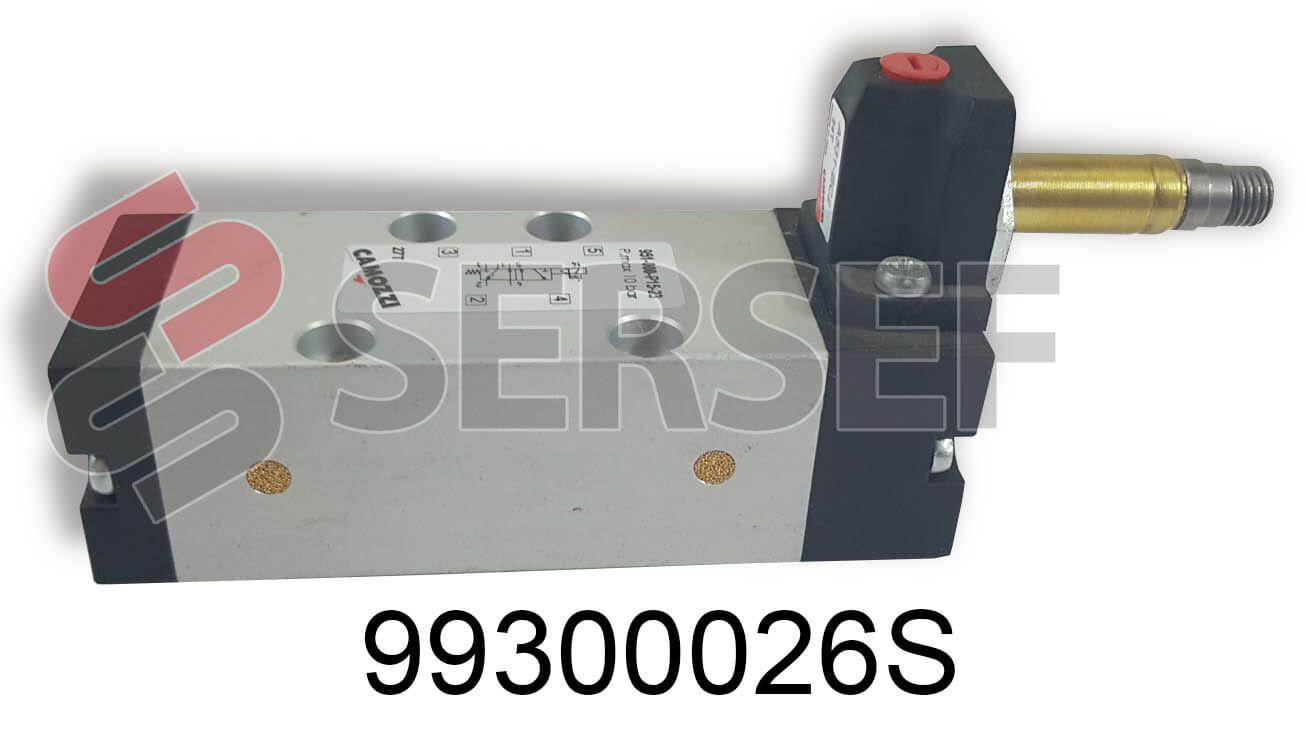 ELECTROVALVULA 951-000-P15-23 MARCA CAMOZZI