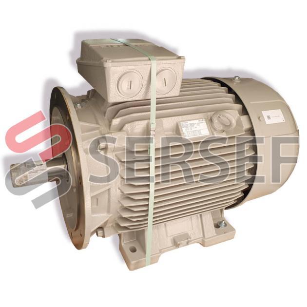 MOTOR 1LE1503-2BB23-4JA4-Z OPC. L2345/52KW 400/690/460V 50/60HZ IMB35 MARCA SIEMENS
