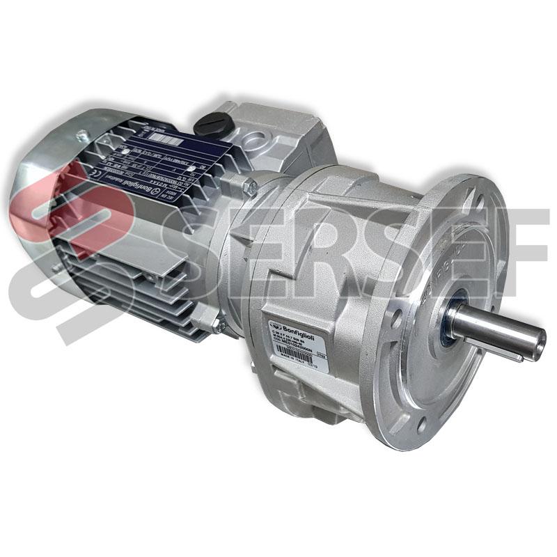 MOTOREDUCTOR C05 2F 44.7 S05 B5 M05 A4  C/MOTOR M305S4 0.12KW 230/460-60 BONFIGLIOLI
