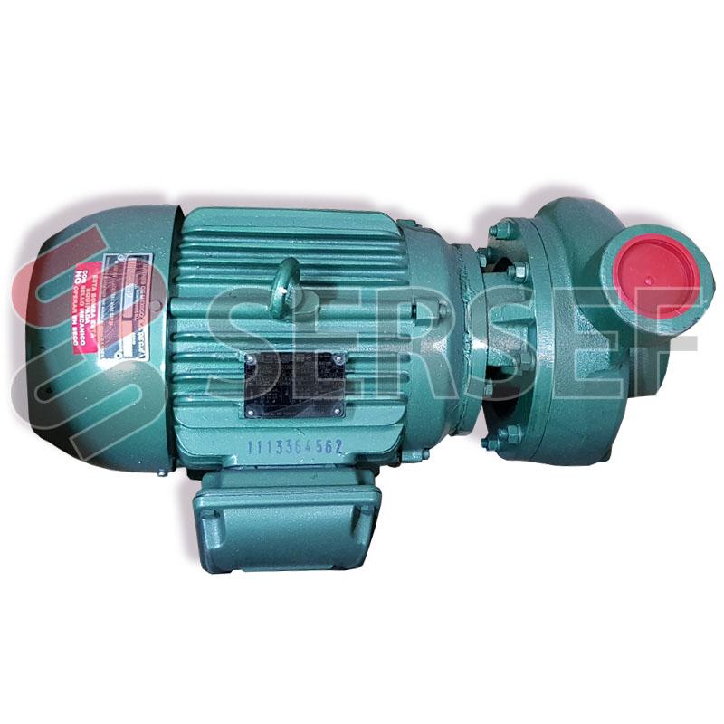 BOMBA CENTRIFUGA DE MEDIA PRESION IB2-5-2 C/MOTOR DE 5 HP 230/460V 3450RPM MARCA BARMESA