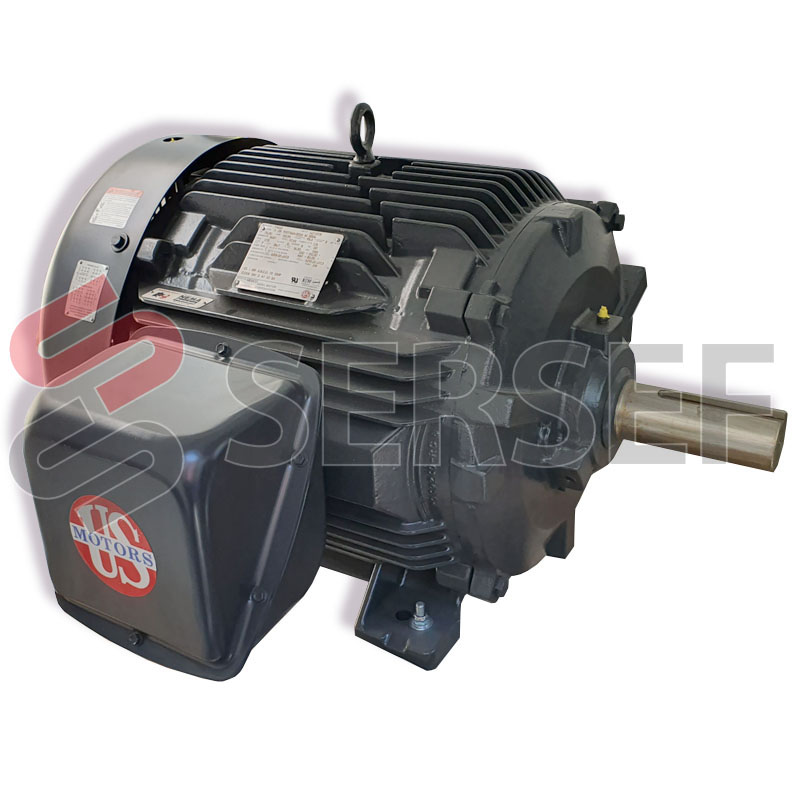 MOTOR ARMAZON 365T HP=75 POLOS=4 RPM=   1800 V=230/460 HZ=60 TEFC MARCA US
