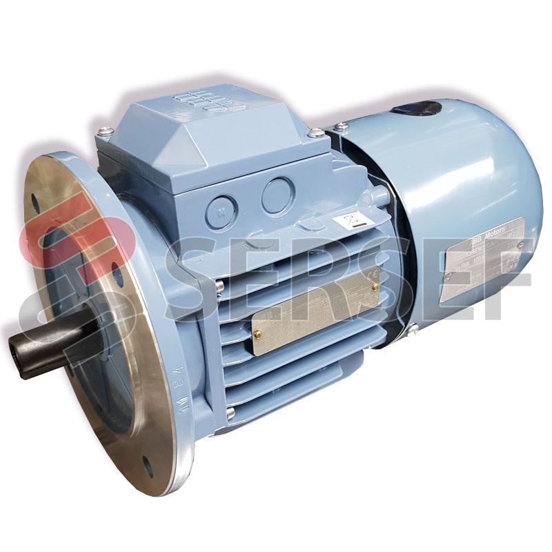 MOTOR AUTOFRENANTE M3VRS-80B4 IMB5 3GVR082452-BSE 0.75KW 380V 50HZ MARCA ABB