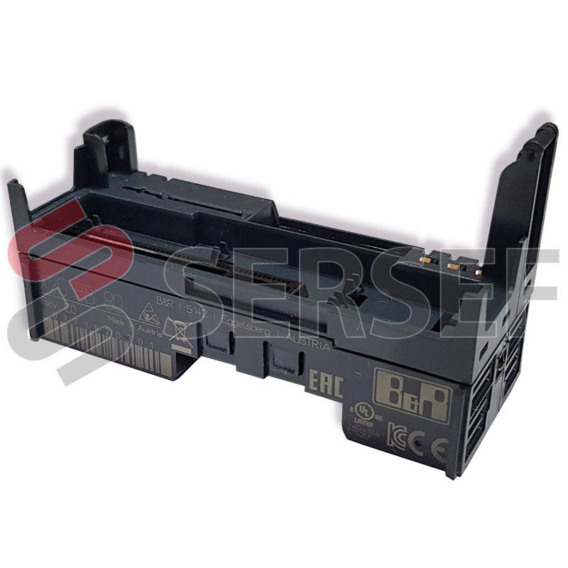 X20BB80 X20 BUS CONTROLLER BASE MARCA   B&R