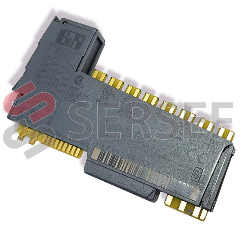 X20DIF371 X20 DIGITAL 16XI 24V SINK 1   WIRE DIGITAL INPUT MODULE MARCA B&R