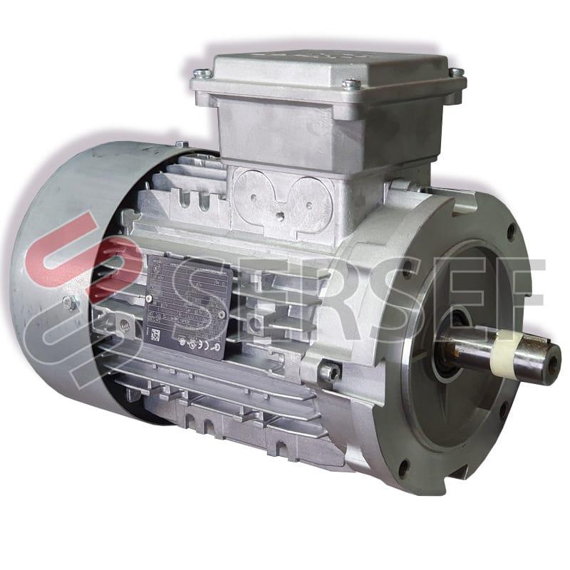 MOTOR SK90S4 CUS 1.1 KW 4P 1660 RPM 230/460V NEMA 143TC MARCA NORD