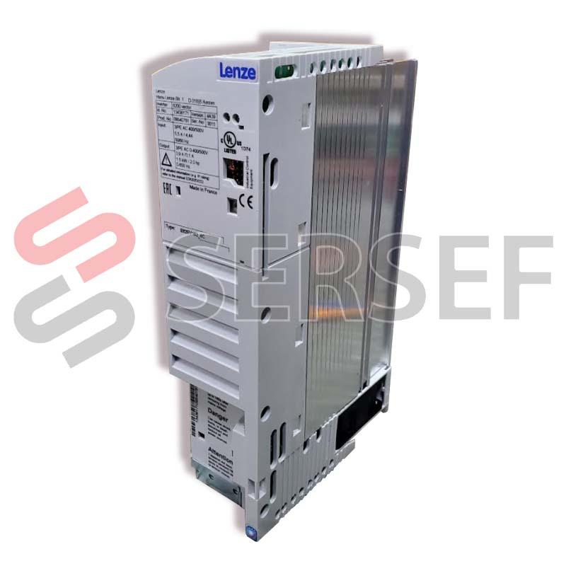 DRIVE 8200 E82EV152K4C KW=1.5  3.9A 100W 3 X 400.. 500 V +-10% MARCA LENZE