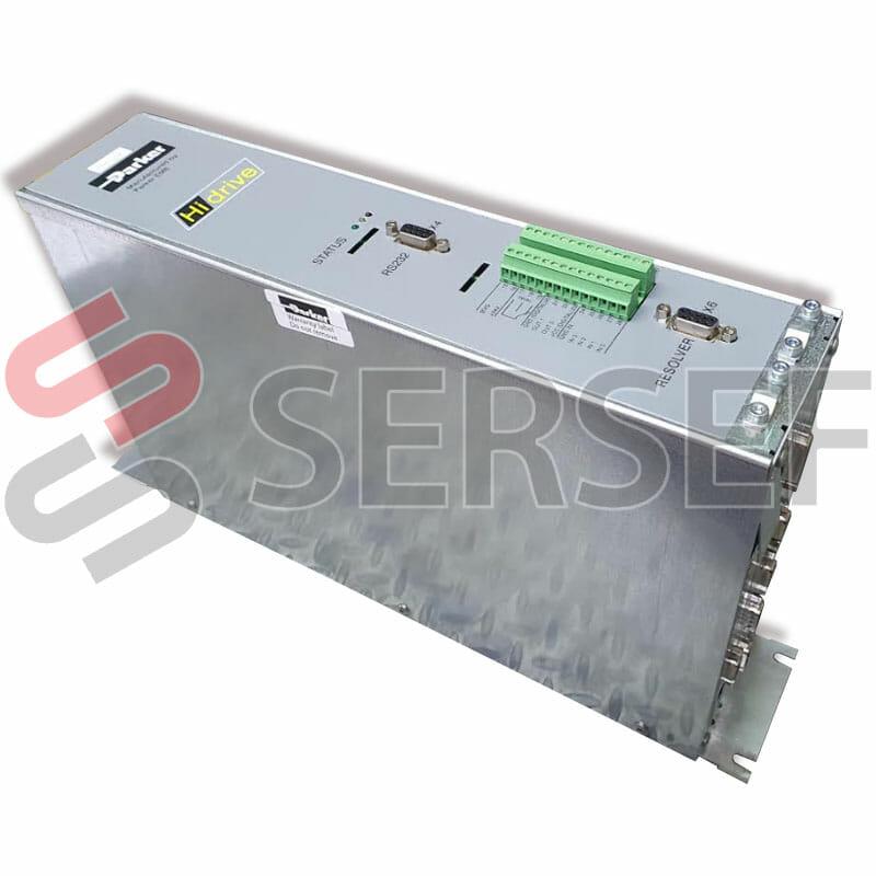 HIDRIVE HID5SSPR 5A 3.5 KVA ENT=1F/3F 220V SALIDA 3F 480V MARCA PARKER