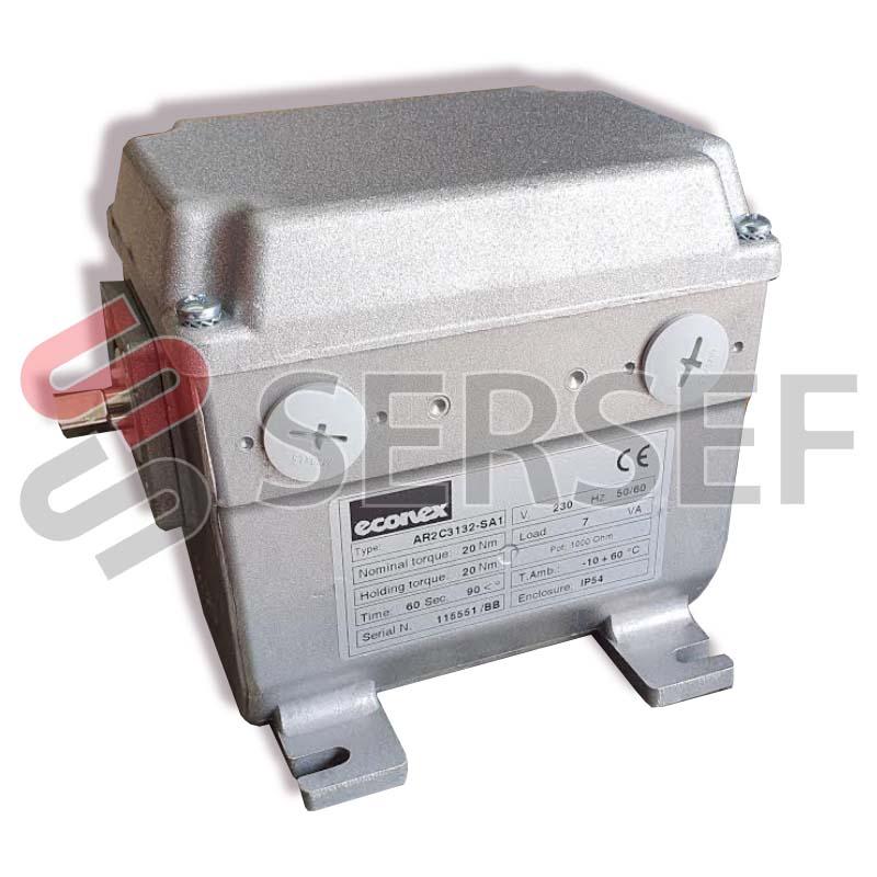 ACTUADOR AR2C3132-SA1 230V 50/60HZ C/RP1K0HM MARCA ECONEX
