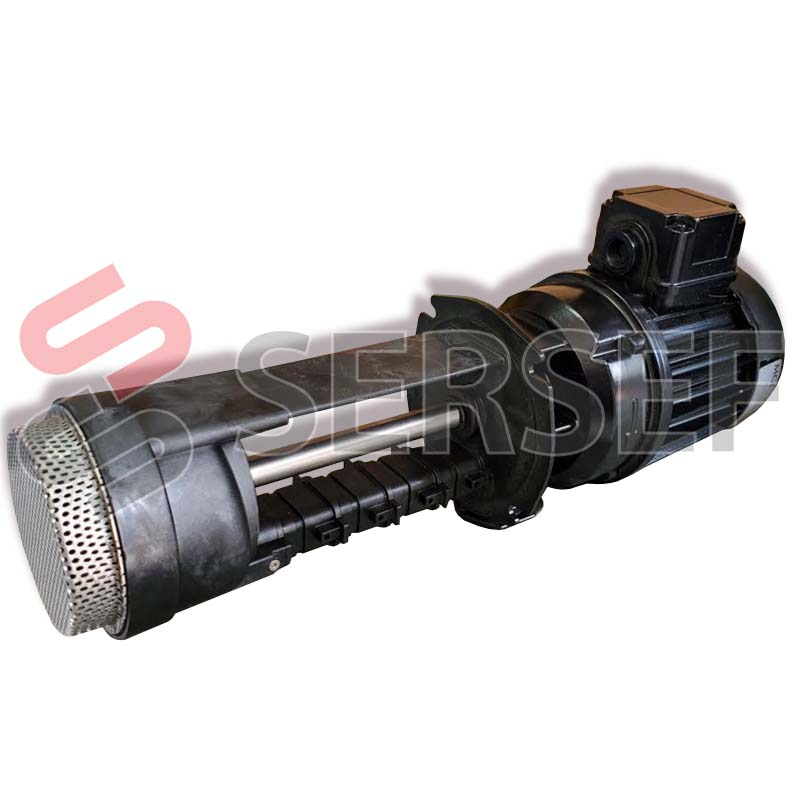 BOMBA DE REFRIGERACION PSP4406 CS420/440 PQ01/2/A/210 V=230-400/265-460 MARCA MGE